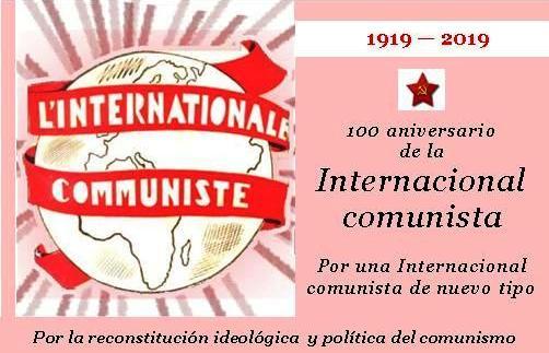 Reflexiones sobre la Internacional Comunista de nuevo tipo