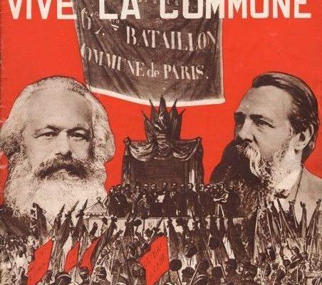 V.I. Lenin: En memoria de la Comuna